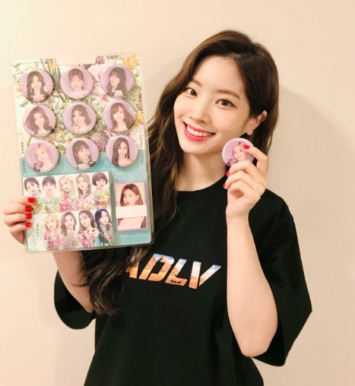 TWICE,ダヒョン,髪色